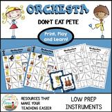 Low PREP Don't Eat Pete Orchestra Instruments Version