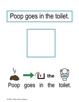 Don't Eat The Poop Social Story
