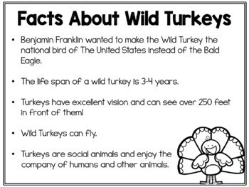 Don't Eat The Turkey!! {Thanksgiving Writing & Craft}