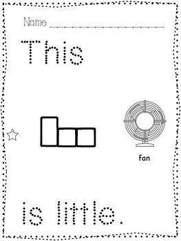 Don't Flip Out But I'm Reading-Short Vowel/CVC Version