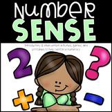 Back to School Number Sense