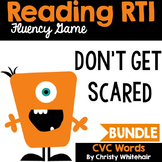 Don't Get Scared CVC Short Vowel Bundle