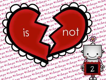Don't Go Breakin' My Heart Valentine's Contractions MOVE IT!