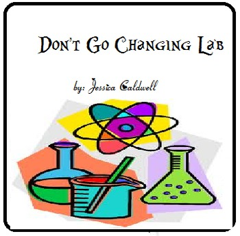 Don't Go Changing Lab