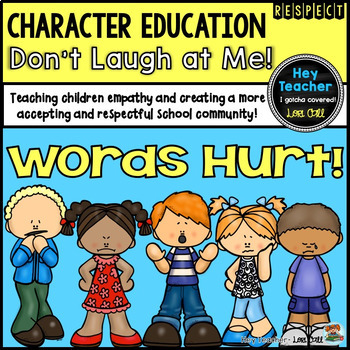 Character Education: A Lesson of Friendship, Respect & Empathy: Back to School