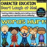 Character Education: A Lesson of Friendship, Respect & Empathy