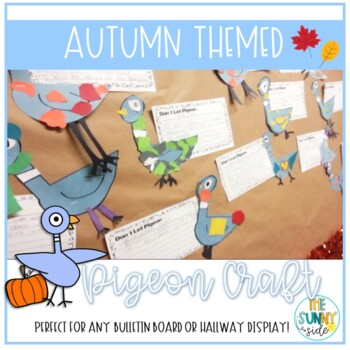 Don't Let Pigeon...Fall Craft!