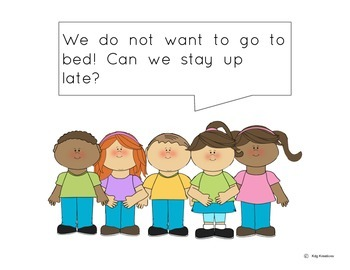 Don't Let the First Graders Stay Up Late-Emergent Reader-Mo Willems Author Study