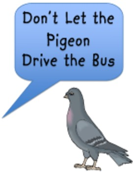Don't Let the Pigeon  Drive the Bus Reading Center