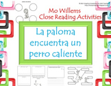 Don't Let the Pigeon Drive the Bus by Mo Willems (SPANISH)