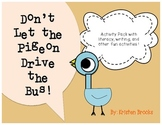 Don't Let the Pigeon...Activity Pack!