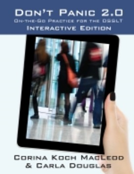 Don't Panic 2.0: On-the-Go Practice for the OSSLT, Digital Workbook