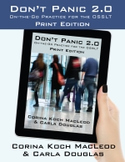 Don't Panic 2.0: On-the-Go Practice for the OSSLT, Printables