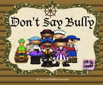 Don't Say Bully:  SMARTboard Understanding Power Differences