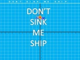 Don't Sink Me Ship