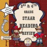4th Grade STAAR Reading Review to the Rescue