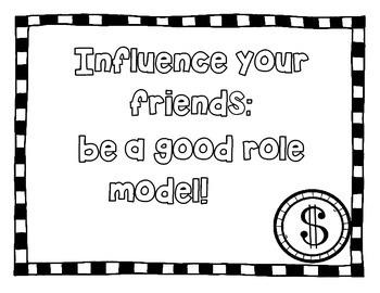 #counselorsback4school Don't break the Friendship Bank
