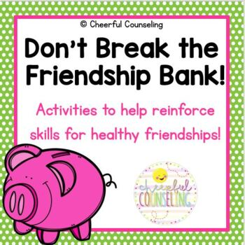 Don't break the Friendship Bank