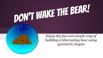 Don't wake the Bear! Geometric creations