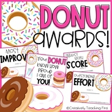 End of the Year Awards - Donut Awards EDITABLE