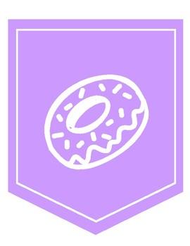 Donut Banner