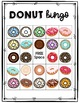 Donut Centers and Activities - Writing, Math, Games and More!