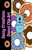 Donut Clip Art (FREE)