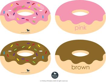 Donut Color Match