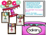 Donut Counting, Addition and Subtraction Bundle