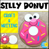 Donut Craft with Writing