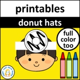 Donut Crown Hats
