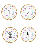 Donut Cubbie Labels