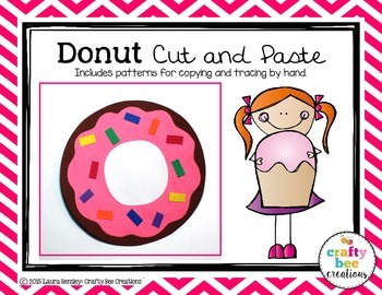 Donut Cut and Paste