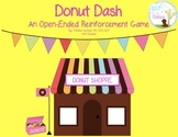 Donut Dash: An Open-Ended Reinforcement Game