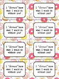 Donut Gift Tags {FREE}