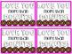 Donut Gift Tags *FREEBIE*