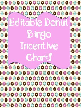 Donut Incentive Chart