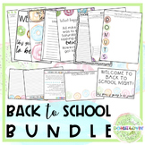 Donut Lovin' Back to School BUNDLE