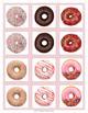 Donut Matching Memory Game