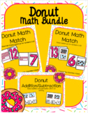 Donut Math Bundle