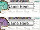 Donut Name Tags
