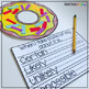 Probability & Graphing Guided Math Activity Donuts