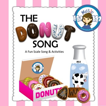 Donut Scale Song