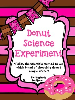Donut Science Experiment