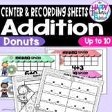 Donut Shop Addition up to 10 ~Perfect for Mini-Erasers!~