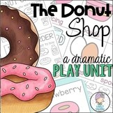 Donut Shop Dramatic Play Unit
