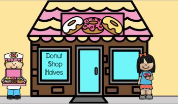 Donut Shop Halves