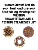 Donut Stress! Test Strategies