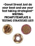 Donut Stress! Test Strategies