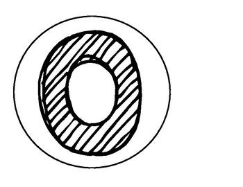 Donut Themed Door Display for Test Prep Season